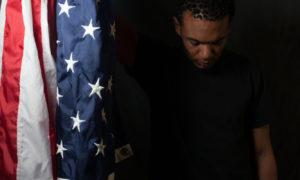 Black Men in America - DC