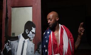 Black Men in America - Glenn