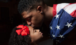 Black Men in America - Desmond Moore