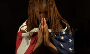 Black Men in America - Redd