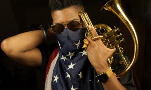 Black Men in America - Christian Scott