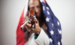 Black Men in America - Trenton Thomas