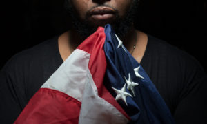 Black Men in America - Johnathan Stroughter